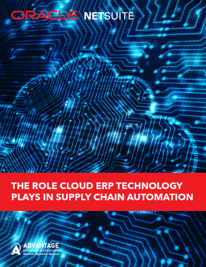 Cloud ERP in Supply Chain Automation